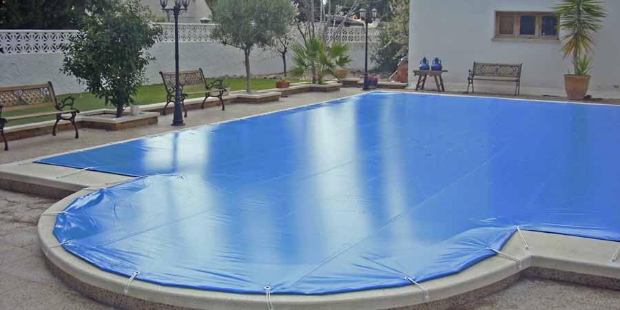 lonas cubre piscinas precios materiales de construcci n