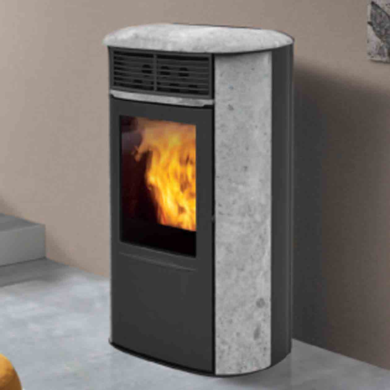 Save More Than 50 In Heating Costs Compared To Gas And Oil Central Systems With Wood Pellet Stove