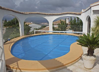 Solar Pool Cover And Swimming Pool Covers
