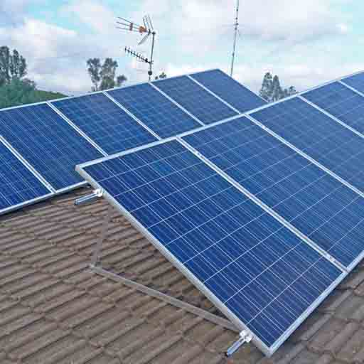Home Renewable Systems Solar Pv 7kw Solar Panel