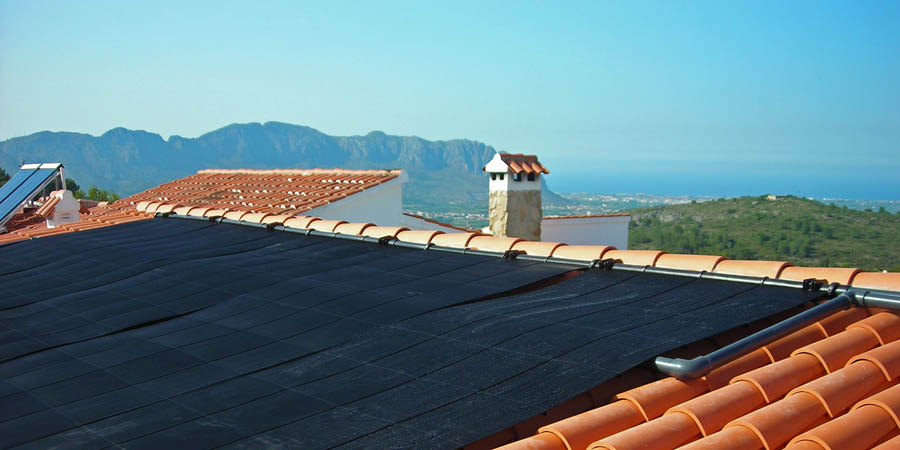 Solar Pool Heating System And Pool Solar Panels