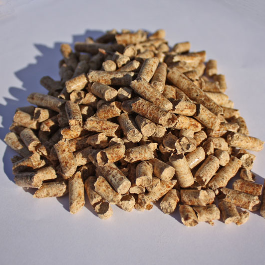Biomasa / Pellets