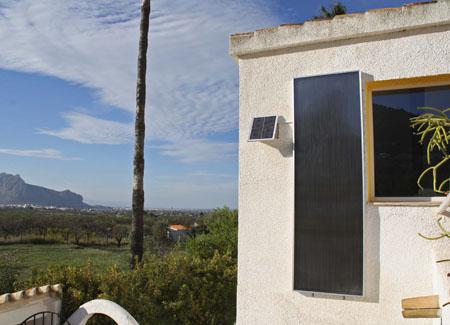Paneles solares y energias renovables - Radiadores de aire ...