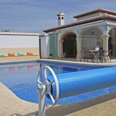 Mantas termicas para piscinas precios simple cobertor for Precio cobertor piscina