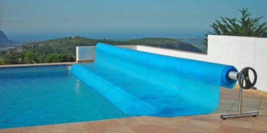 Cubierta piscina for Cubierta piscina precio