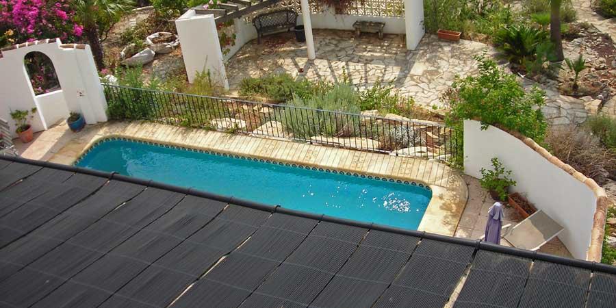 Sistemas de energia solar termica calefacci n solar for Sistema ultravioleta para piscinas