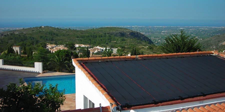 sistemas de energia solar termica calefacci n solar