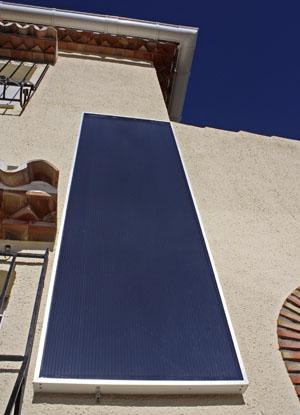 Solar Air Panel And Solar Air Heater Kw Ecoair